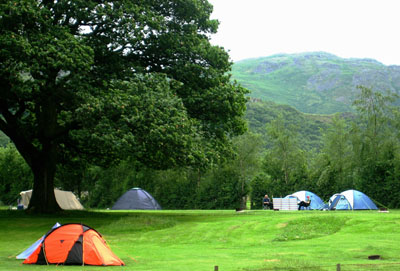 Lake district school trips educational trips around the - Campsites in cumbria with swimming pool ...
