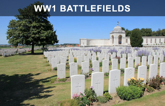 World War I Battlefields
